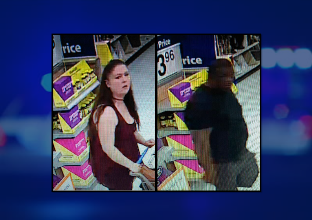 Jasper Police Search For Two Theft Suspects