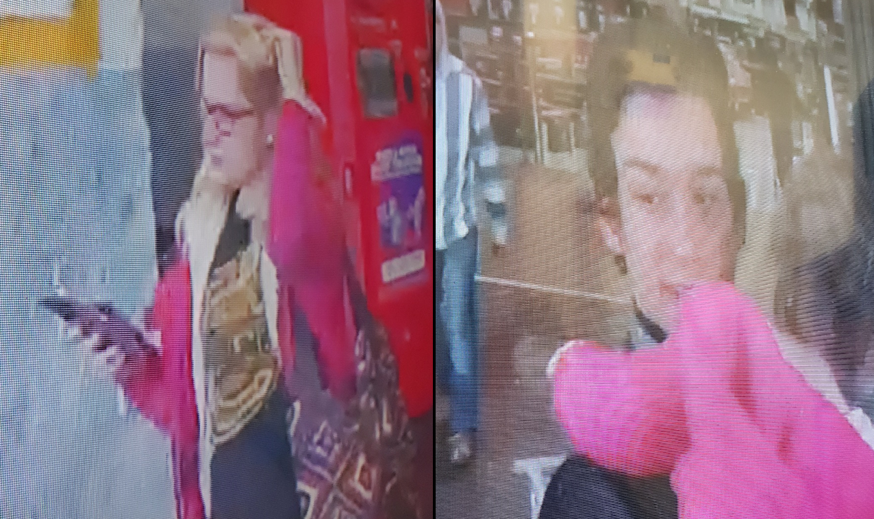 Jasper Police Ask For the Public's Help Identifying Male and Female Subjects