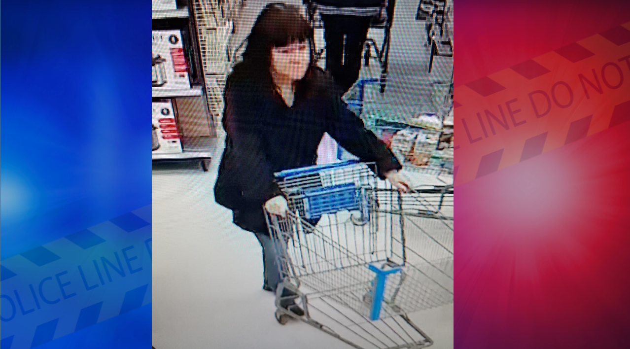 DO YOU KNOW HER?  Jasper Police Want Information on Walmart Cash Theft Suspect