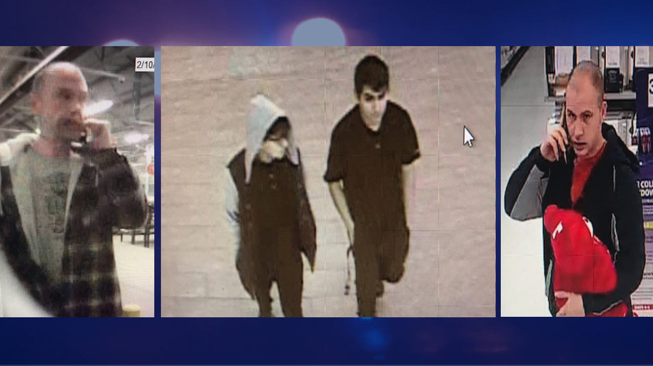 JPD Looking For Multiple Male Suspects in Connection to Alleged Shoplifting Incident
