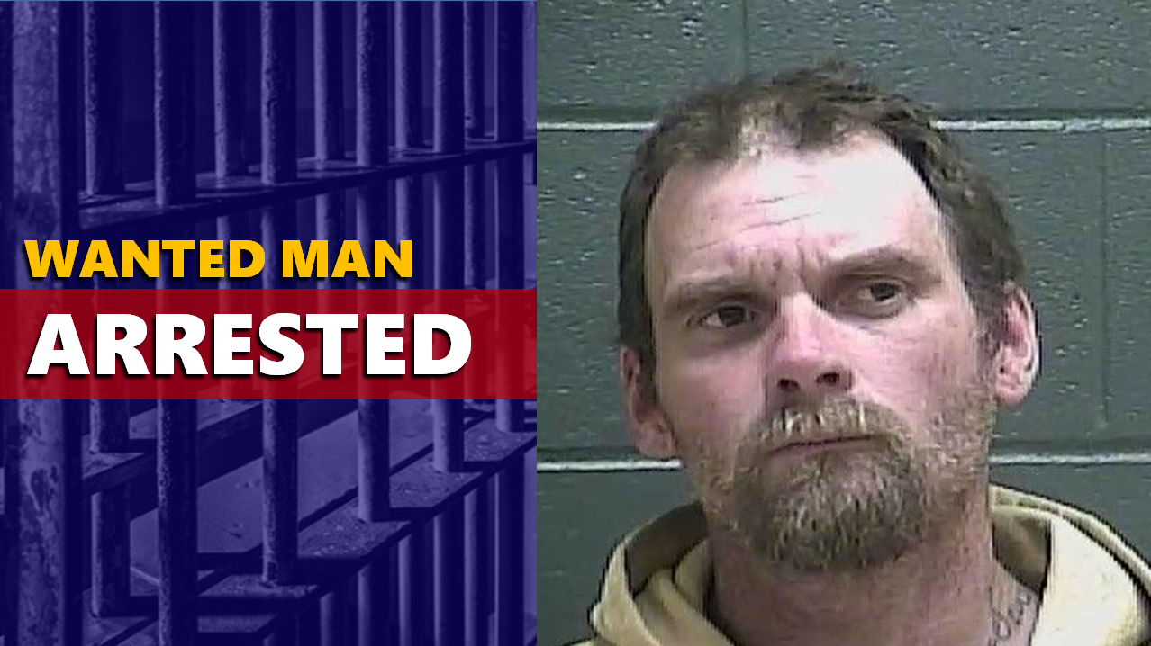 Area Man Wanted in Three Local Counties Arrested Over the Weekend