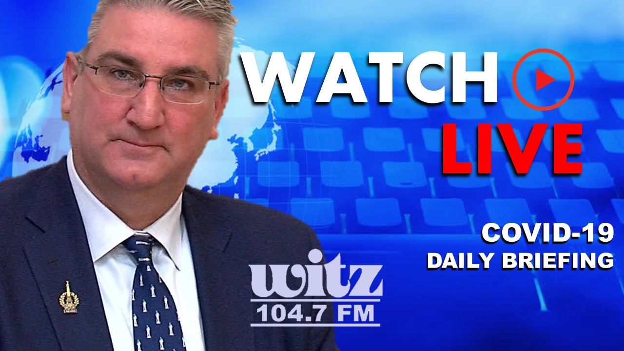 WATCH LIVE: Gov. Holcomb Addresses State on COVID-19 Response at 2:30 P.M.
