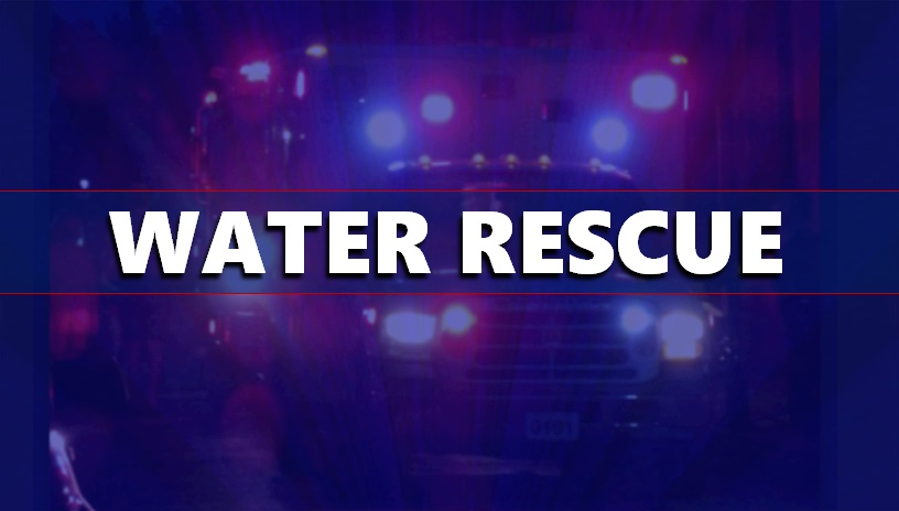 Dubois Man Rescued From High Water on CR 300 N. Monday Morning