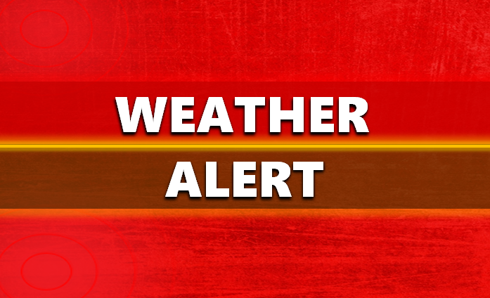 SEVERE T-STORM WATCH:  Warrick County