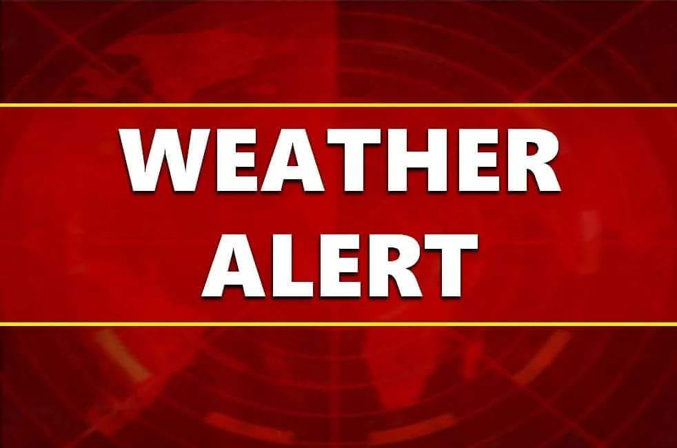ALERT:  Heavy Rain Monday, Severe Weather Threat Tuesday as Slow Moving System Moves Through
