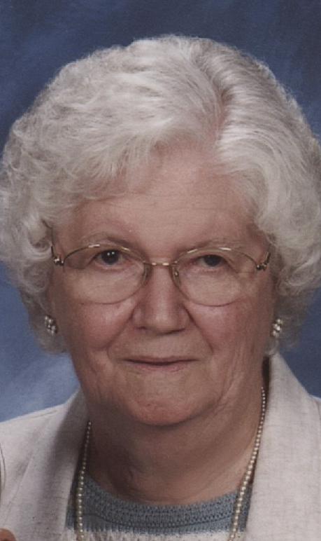 Anna Marie Welp, age 92, of Huntingburg