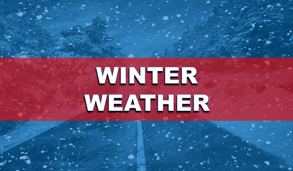 ALERT:  Expect Snow Sunday, 1-3 Inches Possible With Locally Higher Amounts