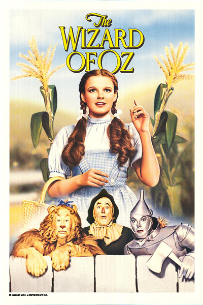 Astra Theatre to Screen 1939 Classic Wizard of Oz