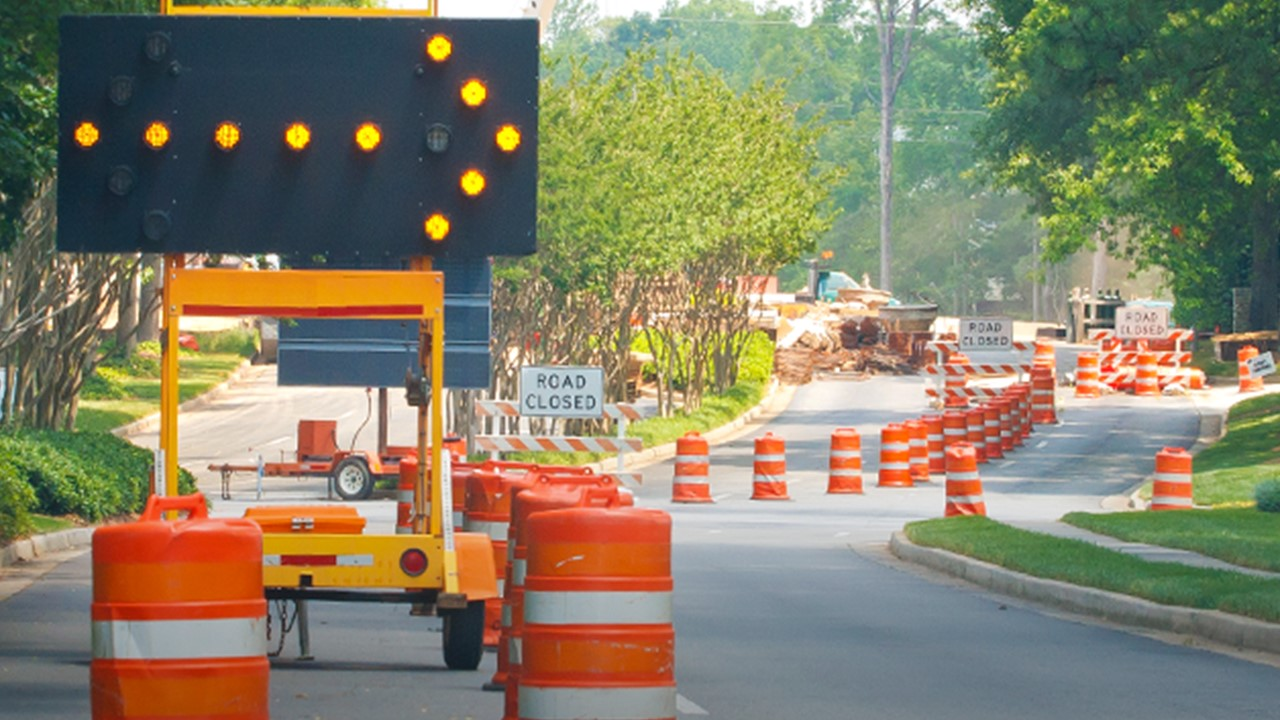 INDOT Urges Drivers to Watch for Workers During National Work Zone Awareness Week
