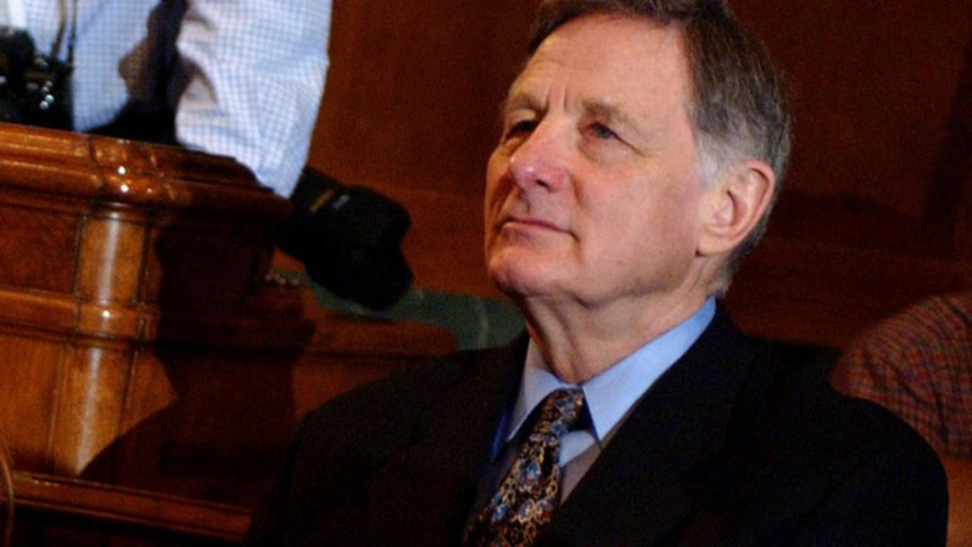 Public Memorial Service Will Be Held Today For Former Sen. Birch Bayh