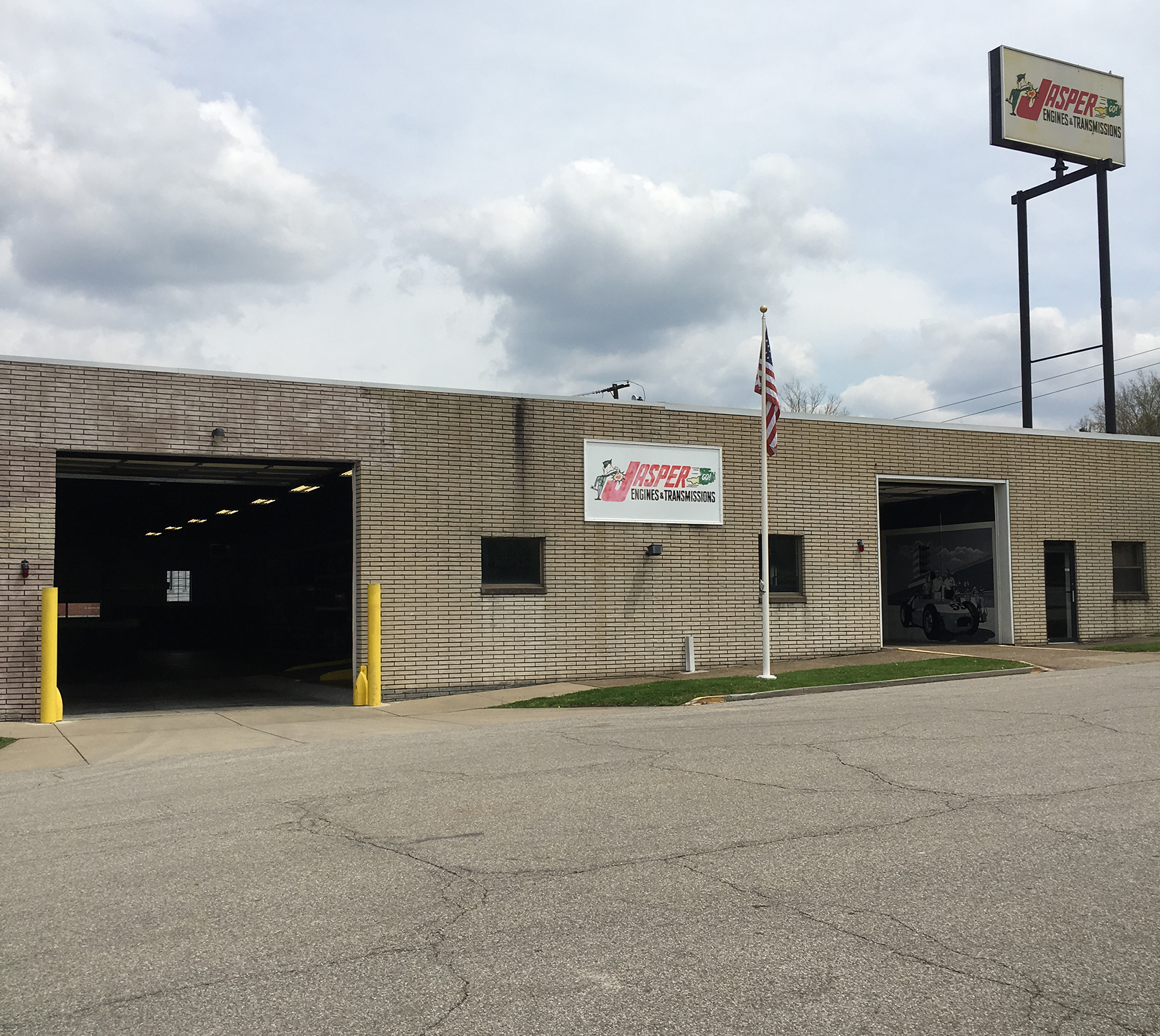 Jasper Engines Acquires West Virginia Branch Distributorship