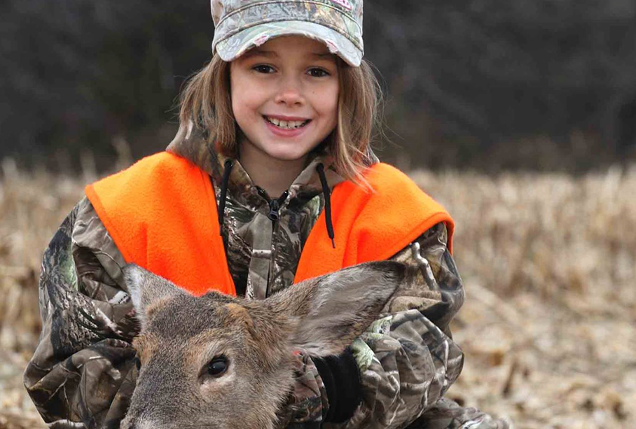 Youth Deer Season is Sat. Sept 29 - Sun. Sept 30