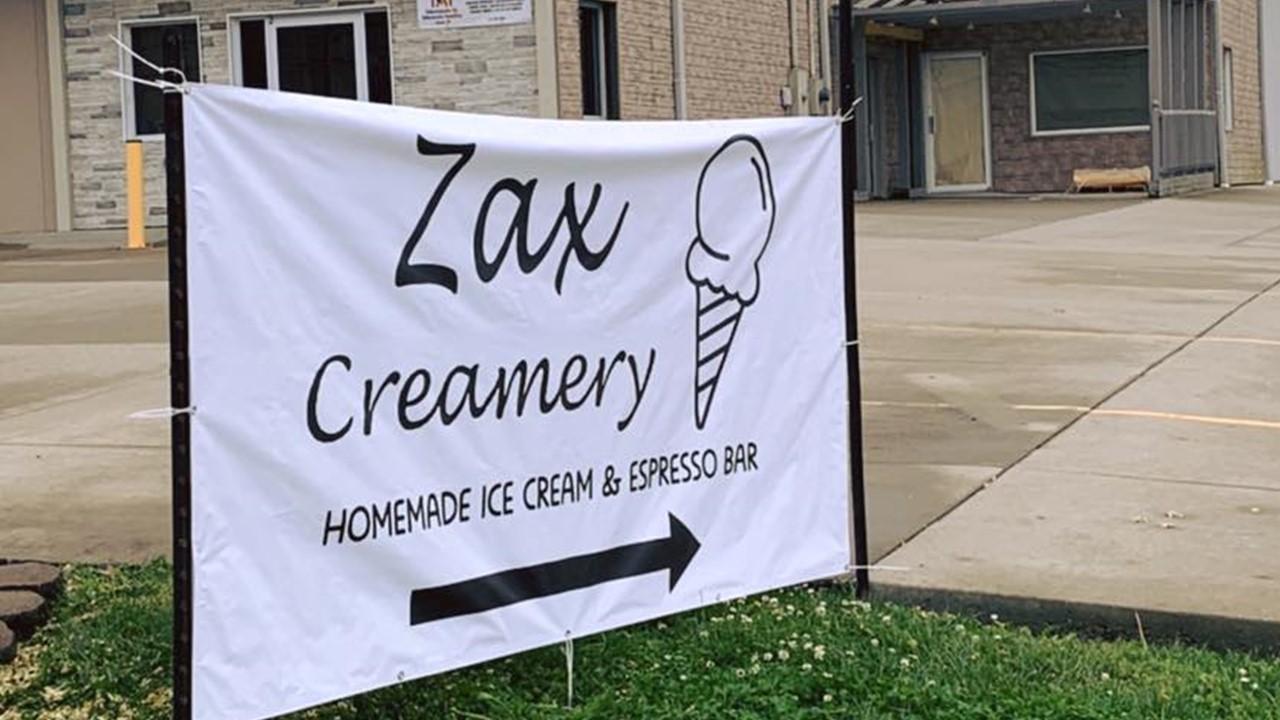 New Zax Creamery Finds New Jasper Location, Set to Open