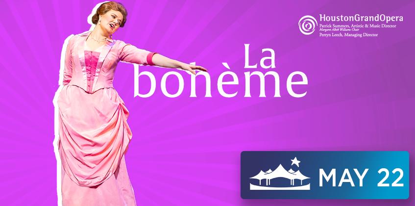 La Boheme - May 22