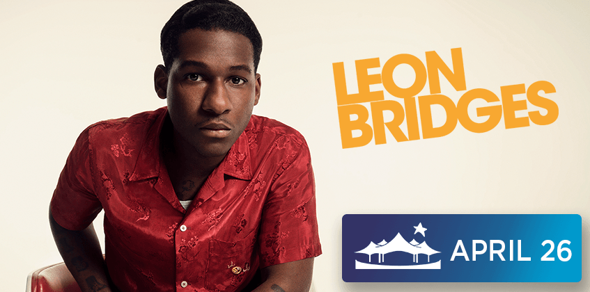 Leon Bridges - April 26