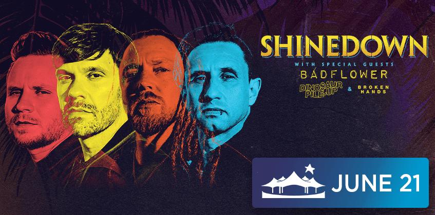 Shinedown - June 21