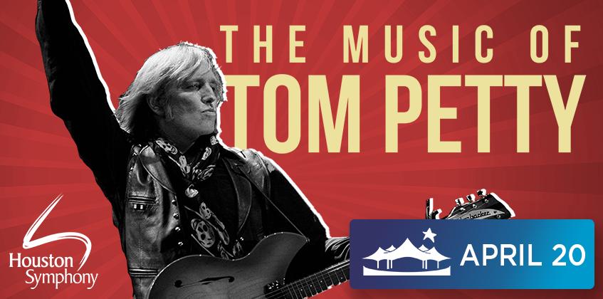 Music of Tom Petty - April 20