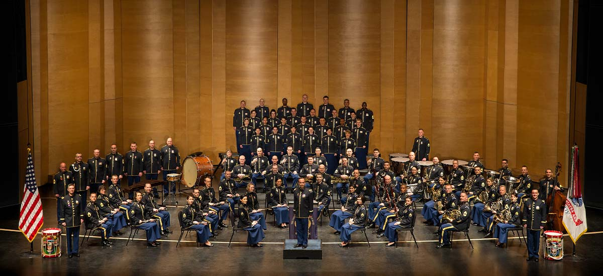 The United States Army Field Band and Soldier's Chorus