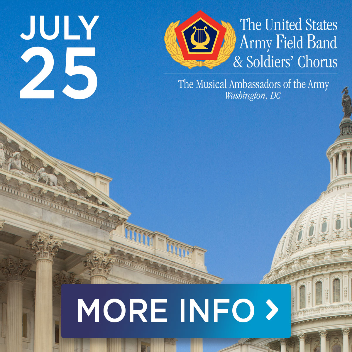 The United States Army Field Band & Soldiers' Chorus - July 25