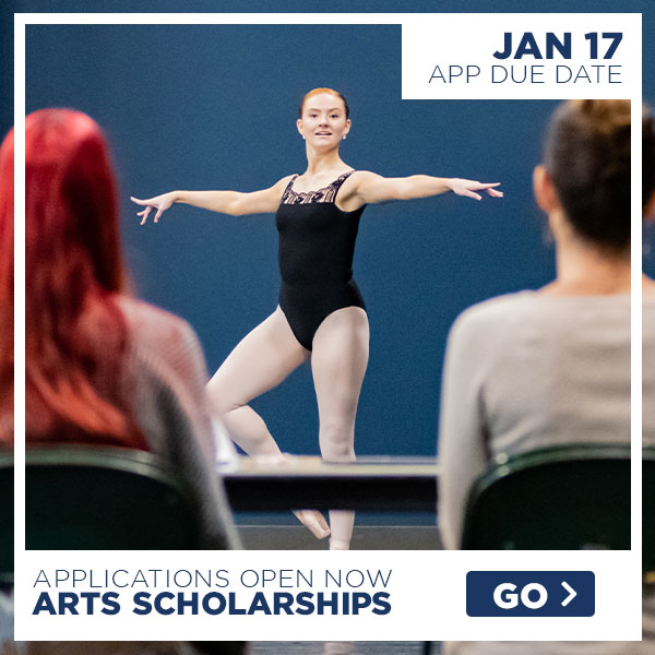 Apply for Fine Arts Scholarships Today!