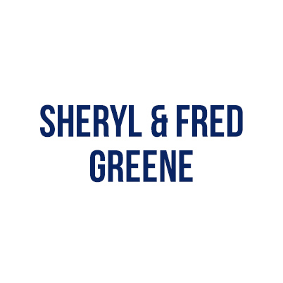 Sheryl and Fred Greene