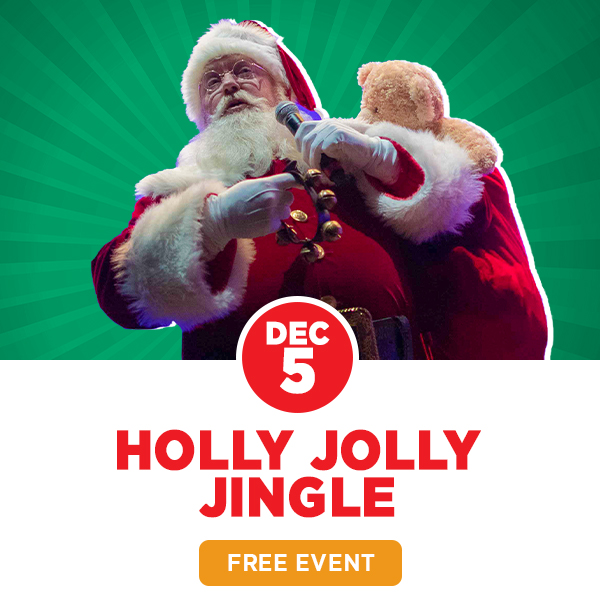 Holly Jolly Jingle - December 5