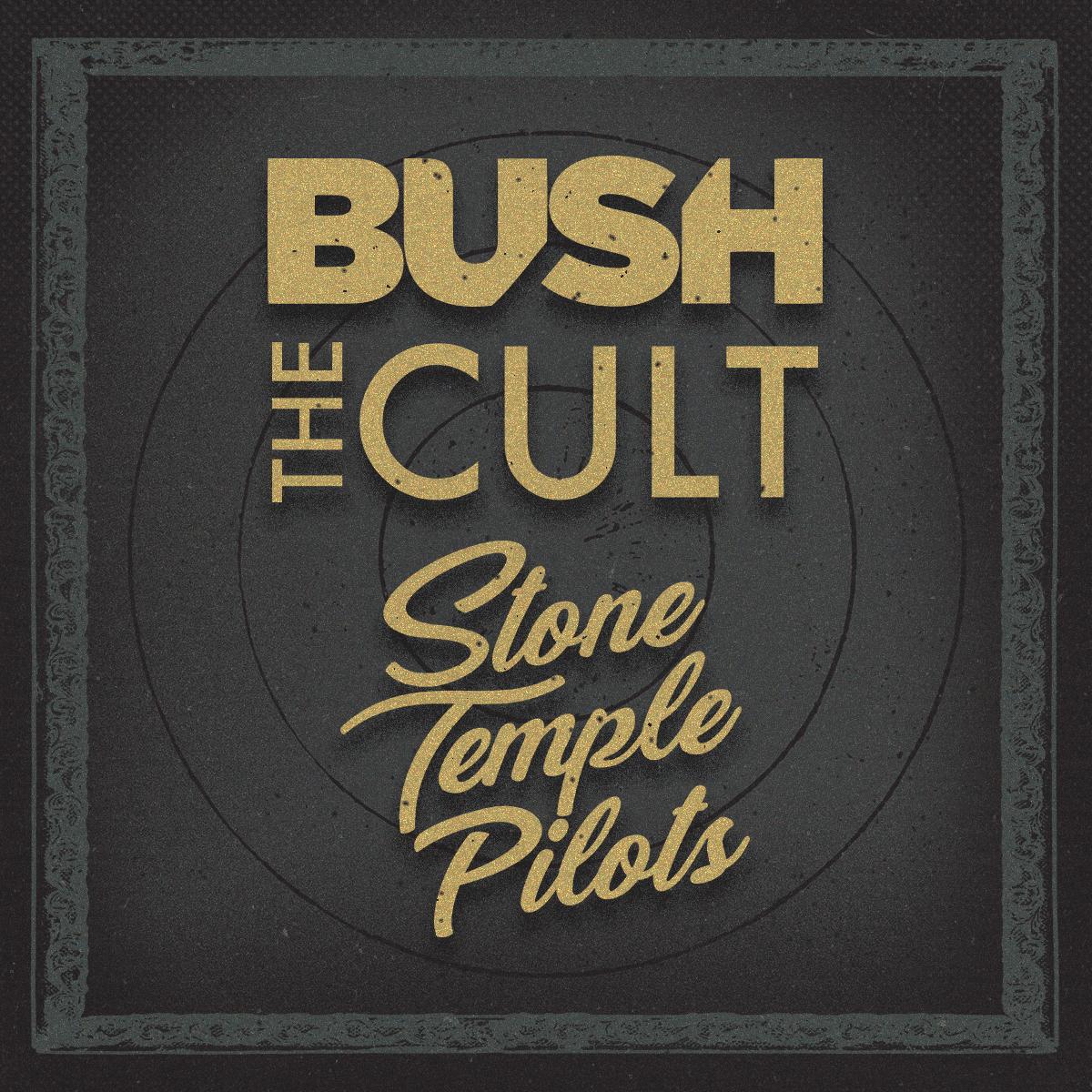 Resultado de imagem para Stone Temple Pilots e Bush