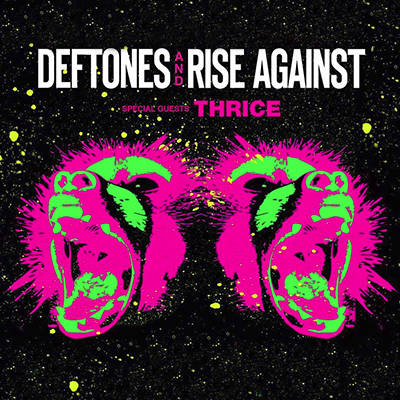 DEFTONES & RISE AGAINST
