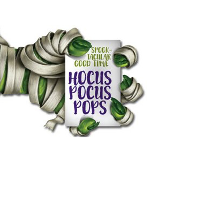A MAGICAL EVENING AWAITS AT HOCUS POCUS POPS OCT. 23