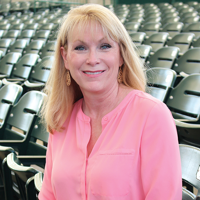 Lisa Baeckel Named Director of Development for The Pavilion