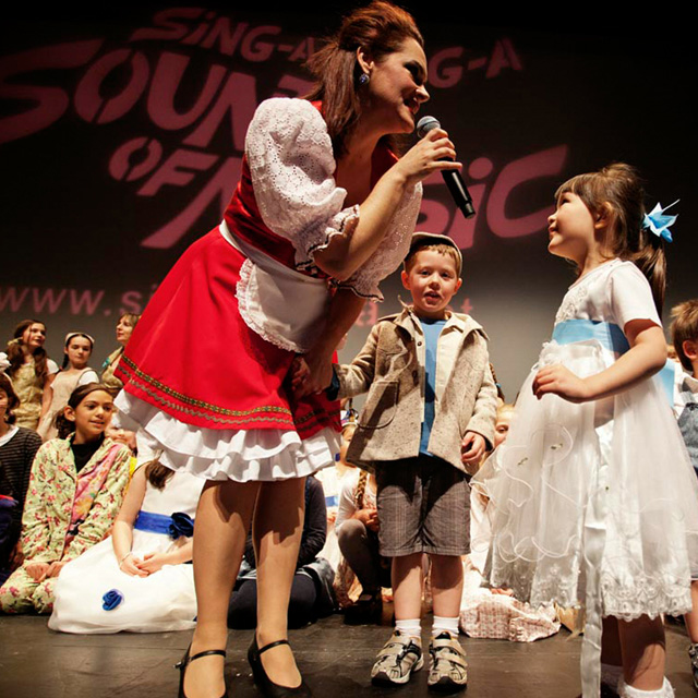 The Pavilion's Hill is Alive with the Sound of Music August 27