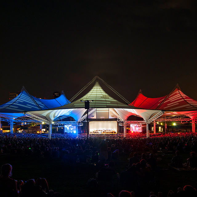 Celebrate America at The Pavilion's Annual Star-Spangled Salute July 3