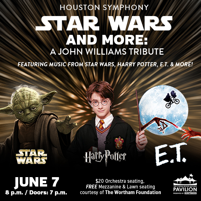 EXPERIENCE AN UNFORGETTABLE NIGHT OF STAR WARS & MORE!