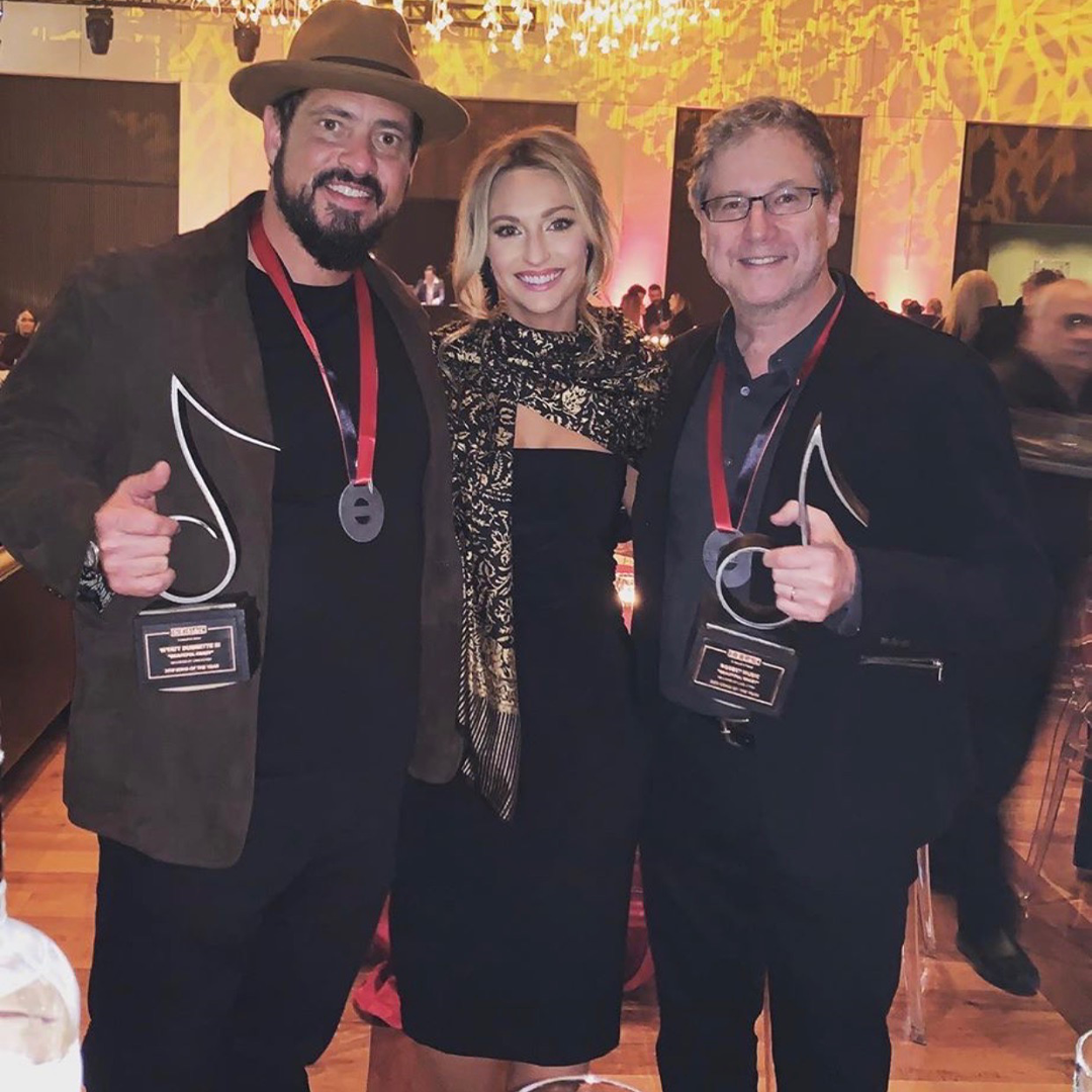 Wyatt Wins SESAC Song of the Year with