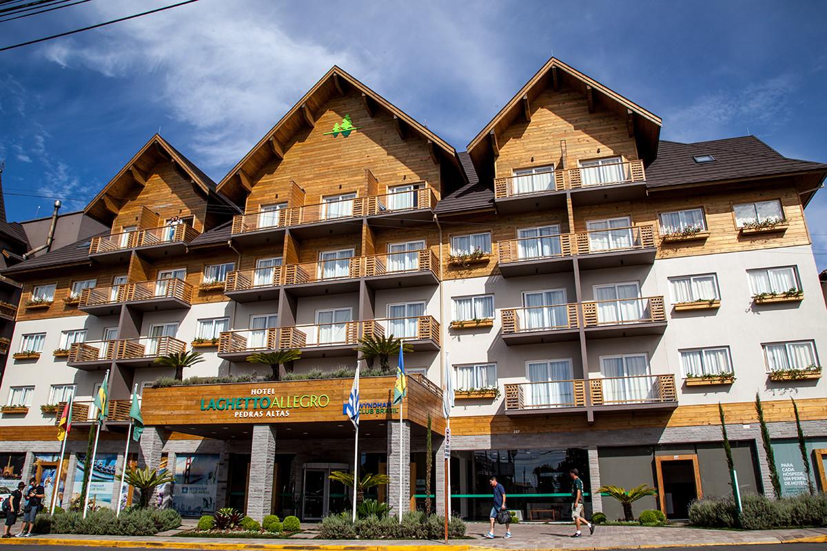 Hotel Laghetto Allegro Pedras