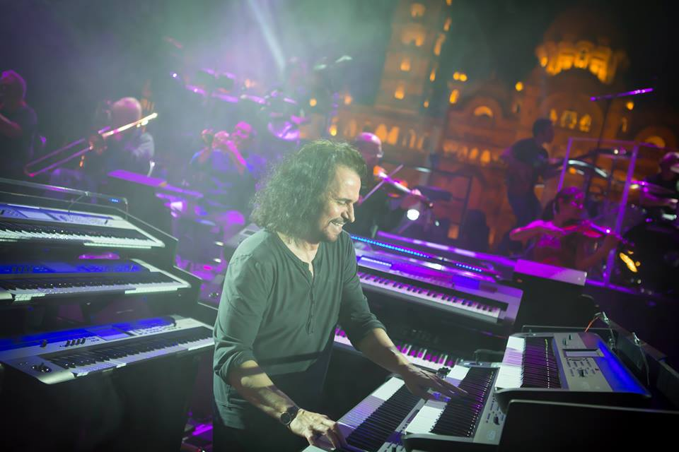 Yanni Enchants Vadodara, India