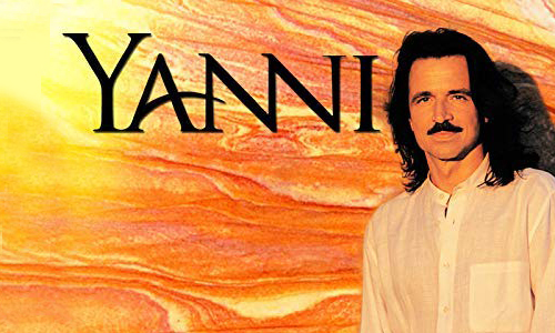 "World Premiere – ""When Dreams Come True"" from Yanni"