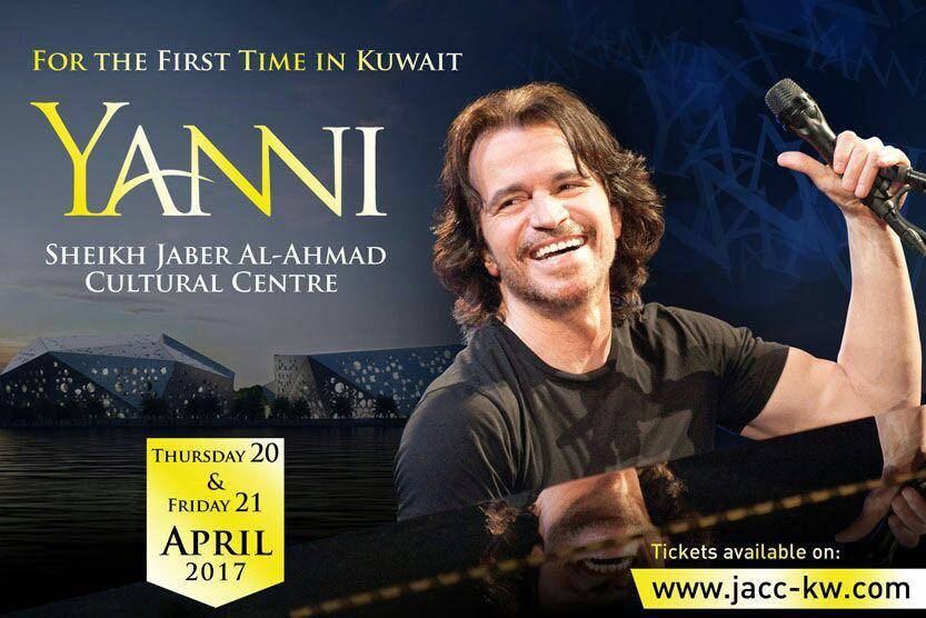 Yanni live in Kuwait