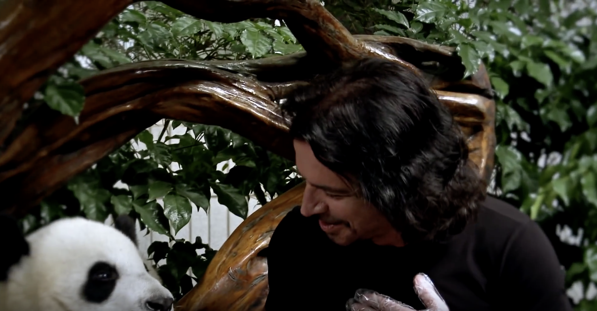 National Geographic interviews Yanni