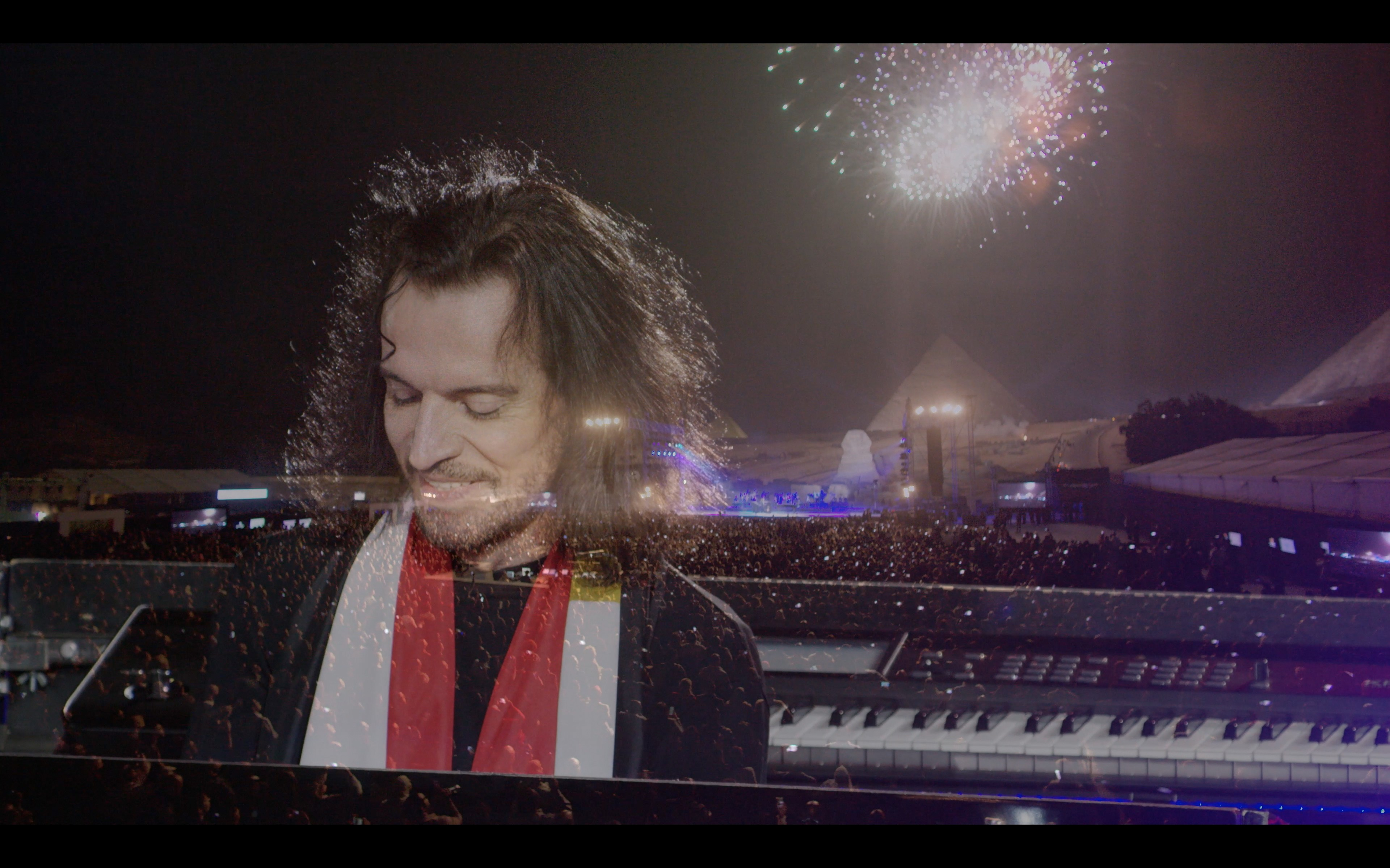 YANNI-THE DREAM CONCERT: LIVE FROM THE GREAT PYRAMIDS OF EGYPT