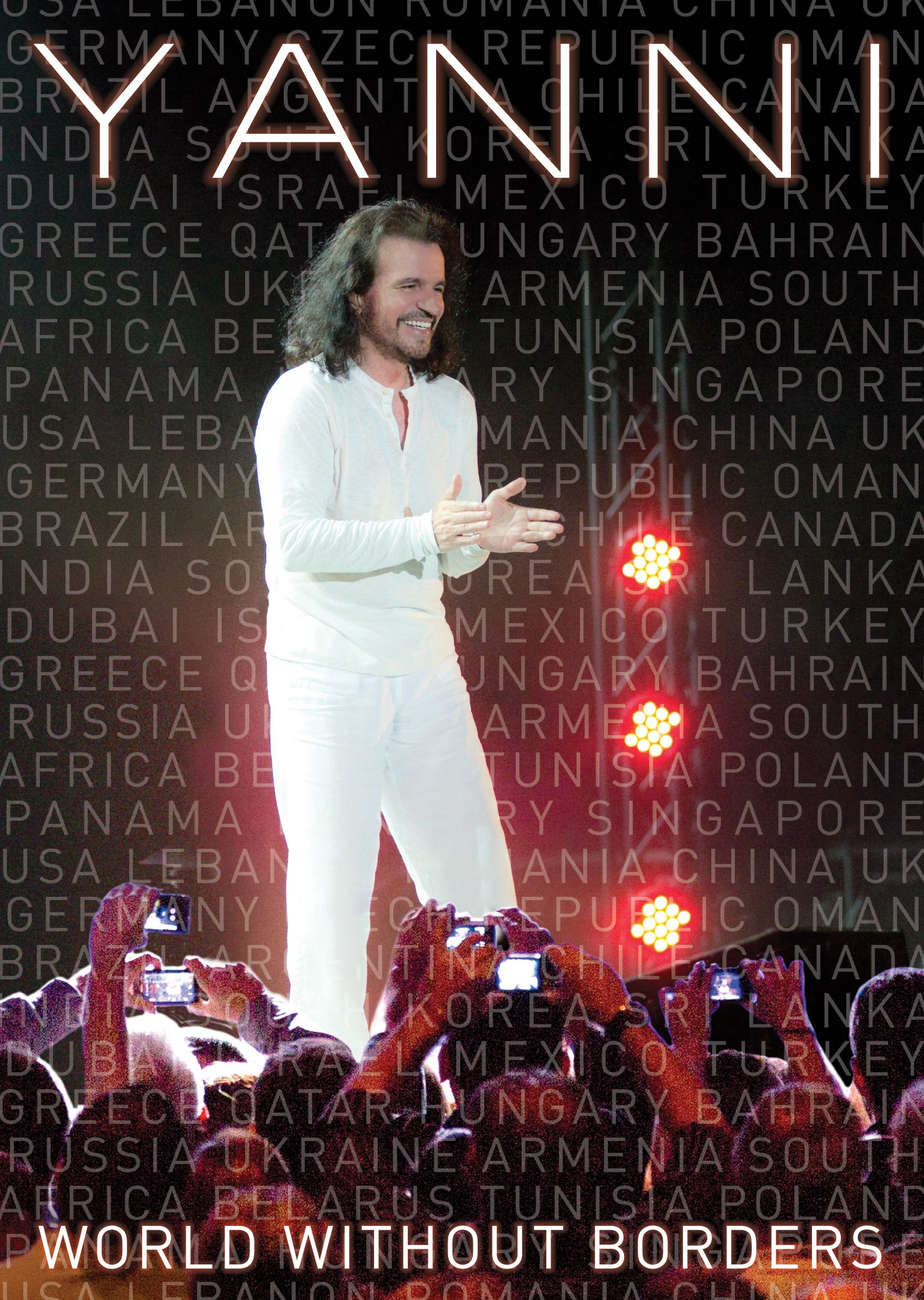 Yanni - World Without Borders on PBS