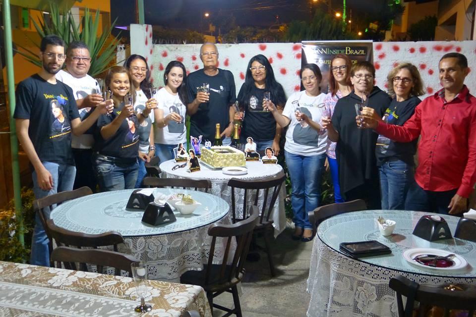 The World Celebrates Yannis Birthday