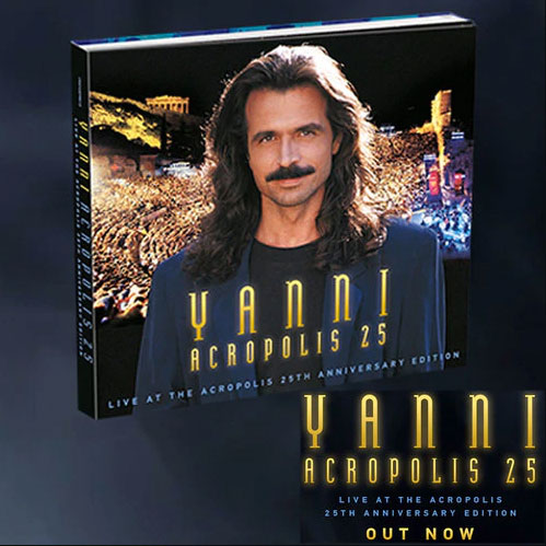 Music | Yanni