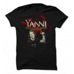 $15 T-Shirts on Yanni.com