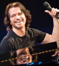 Yanni on the Huffington Post Live this Friday, July 11