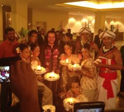 Yanni in Colombo