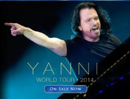 YANNI World Tour 2014