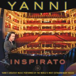 The Masterpiece album from YANNI