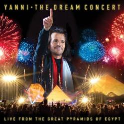 The Dream Concert:Live from the Great Pyramids of Egypt CD