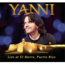 Yanni: Live At El Morro, Puerto Rico CD